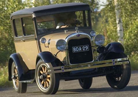 This Might Be The Most Badass Model A Ford Ever
