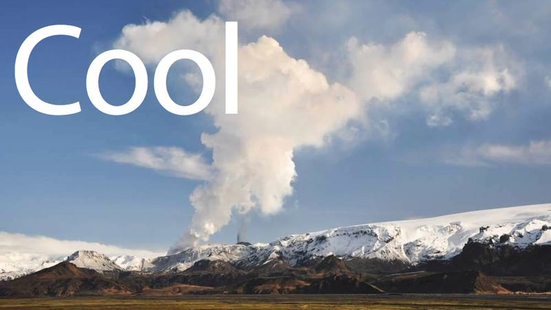 Artificial Volcano to Help Cool the Planet. What?