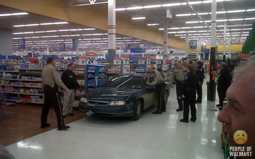 Science: Wal-Mart Shoppers Are World's Best People
