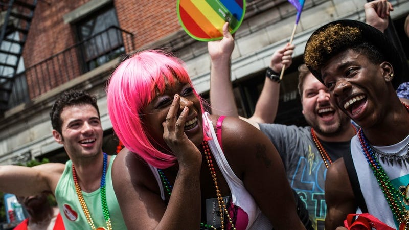 America Suddenly Being Remarkably Cool to Gay People