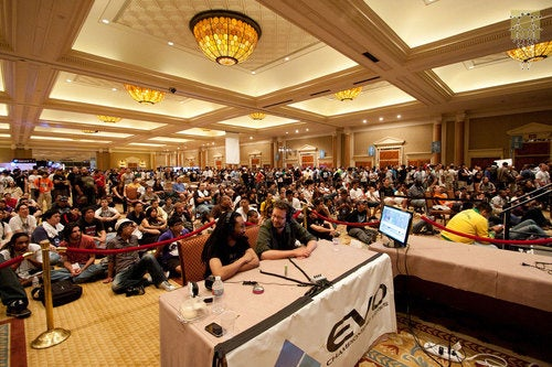 My Summer Vacation To The EVO Fighting Championships