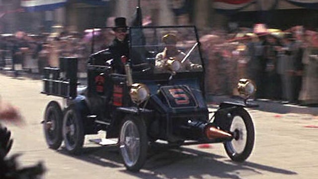 What's The Greatest Villain Car In Movies?