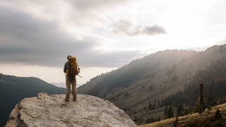 So You Want To Go Backpacking For The Very First Time