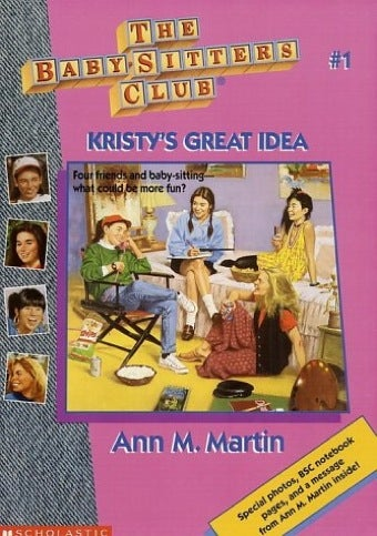 Explanations, Breaks And Personality Makeovers: A Baby-Sitters Club Revamp Wish List