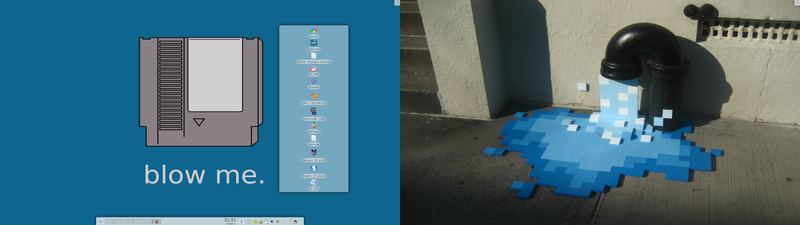My KDE Multi-Virtual Desktop, Multi-Activity Setup