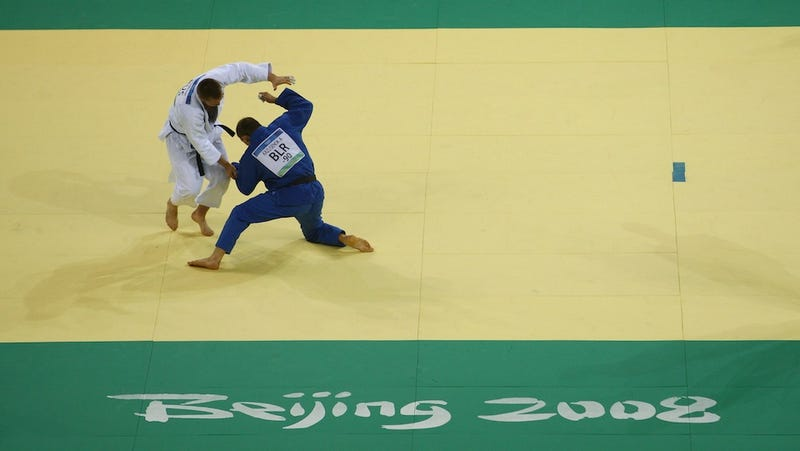 Gawker's Guide to the Olympic Sports You're Pretty Sure Don't Exist: Judo