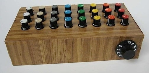 Simple Rainbow Sequencer
