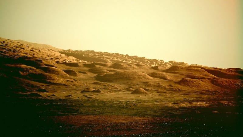 Mars Would Be a Hipster Paradise If Rovers Were Into Instagram