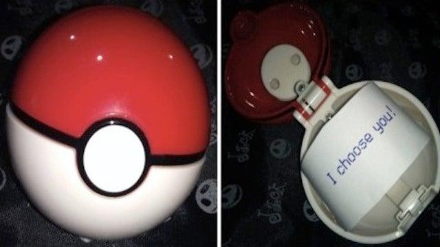 The Pokemon Marriage Proposal