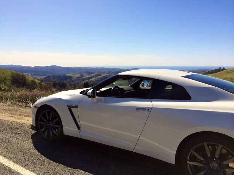 Nissan GTR: 24 hr rental experience