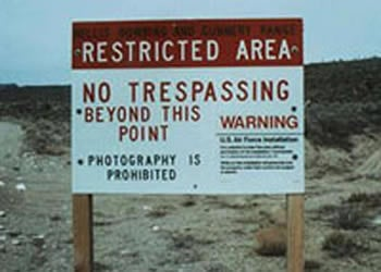 Paramount Signs Up To Visit Area 51