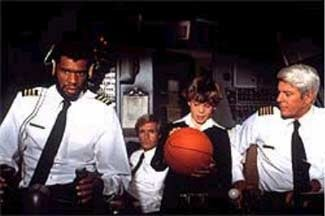 The NBA Playoff Shakedown Continues...Airplane!-Style