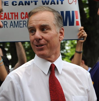 What Howard Dean Doesn't Like About The Senate's Health Care Reforms