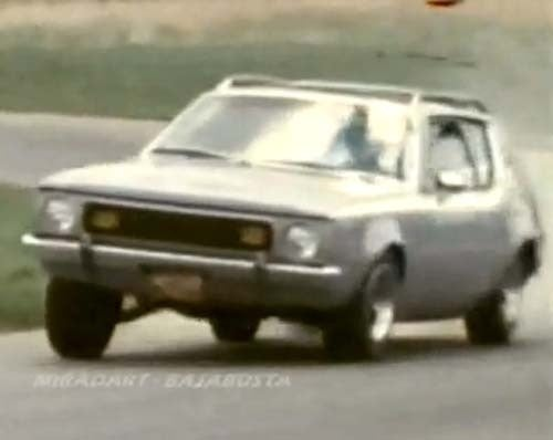 They Laughed At The Beetle, Too: The 1971 AMC Gremlin