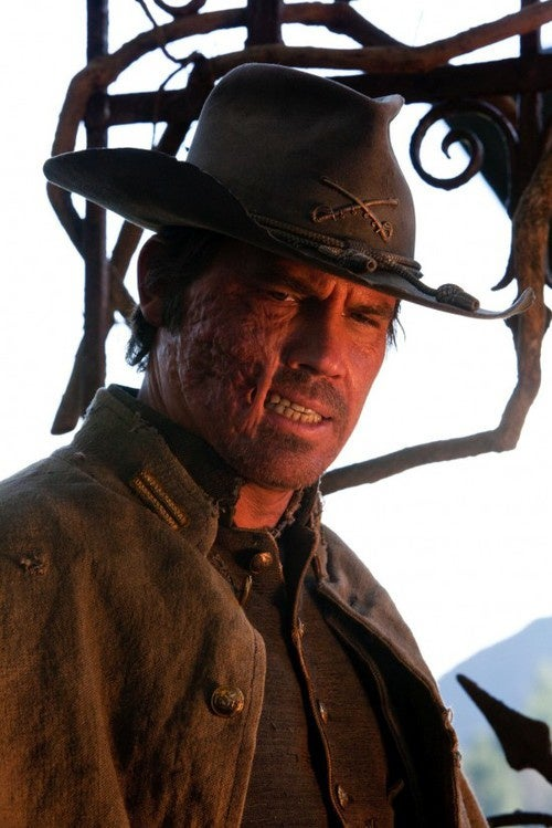First Clear Image Of Jonah Hex's Poker Face
