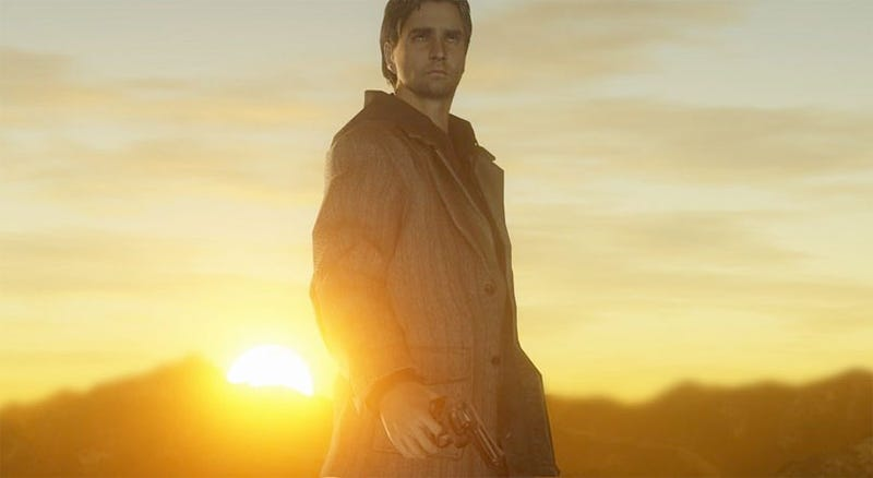 A Handful Of Alan Wake Details