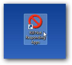 Kill Frozen Windows Apps Easily