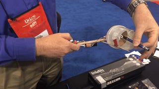 NASA Built a Grappling Claw With Just Household Objects and LittleBits