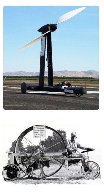 Barack Obama And Mitt Romney Are Both Wrong About Dog-Powered Windmill Cars
