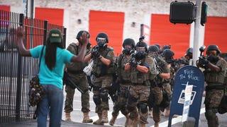 Soldier Cops Aren't So Fun Now, Video Games
