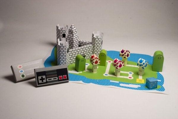 Mario: The Board Game