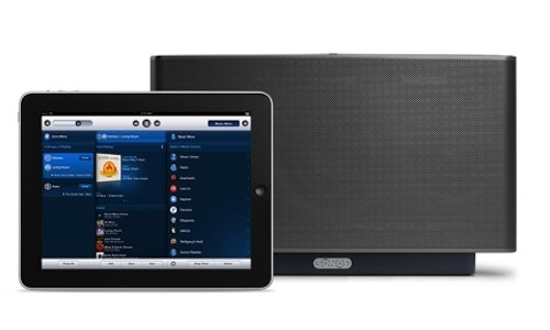 Get the Sonos Controller App Now and Turn Your iPad Into A Giant Music Remote