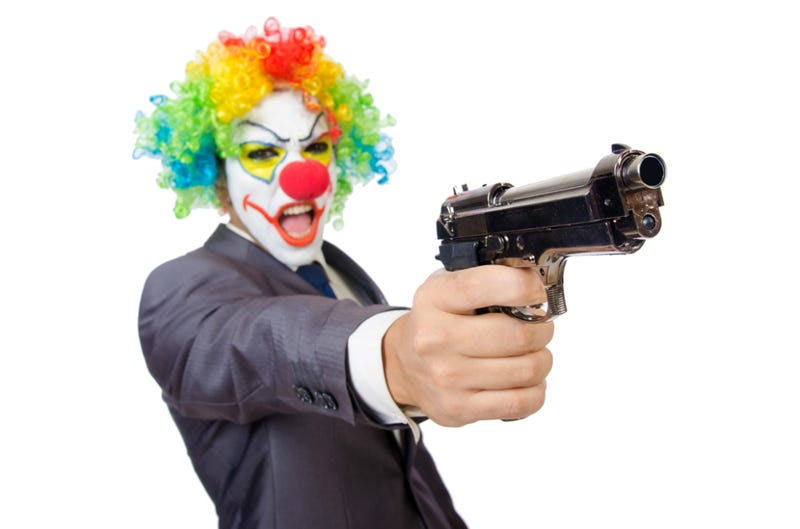 Gunmen Dressed as Clowns Kill Mexican Cartel Leader
