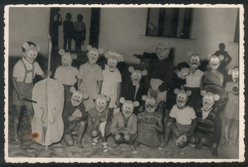 Disney cosplay in the 1930s was unadulterated horror