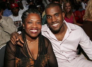 RIP Kanye's Mom