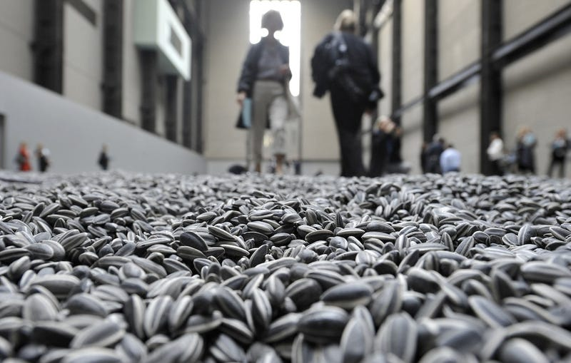 How One Hundred Million Porcelain Sunflower Seeds Are Like Twitter