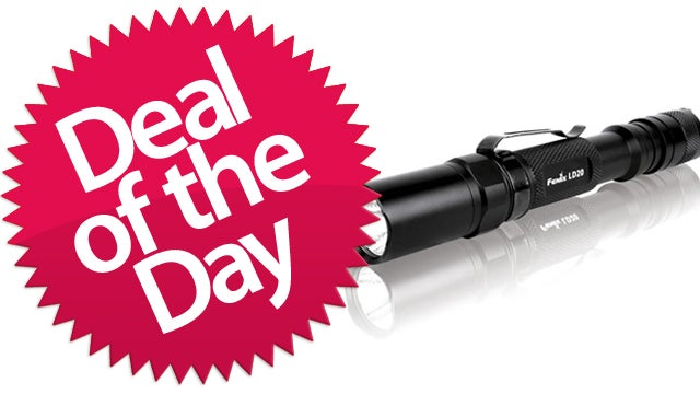 Fenix LED Flashlight Is Your Efficiently Illuminating Deal of the Day