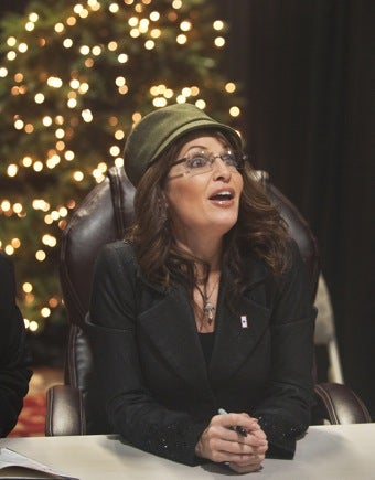 Palin Hears Echos Of Going Rogue In Obama's Speech • Cheating Is Illegal For Minnesota Wives
