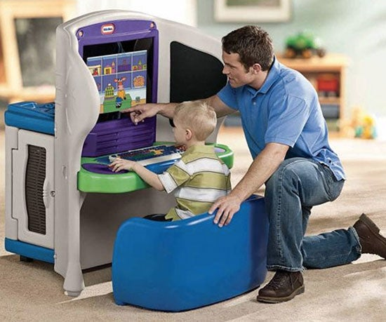 Baby's First Cubicle: The Most Depressing Toy Ever?