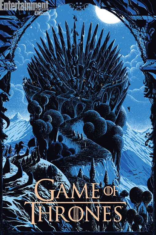 Mondo's first two Game of Thrones posters are brilliant
