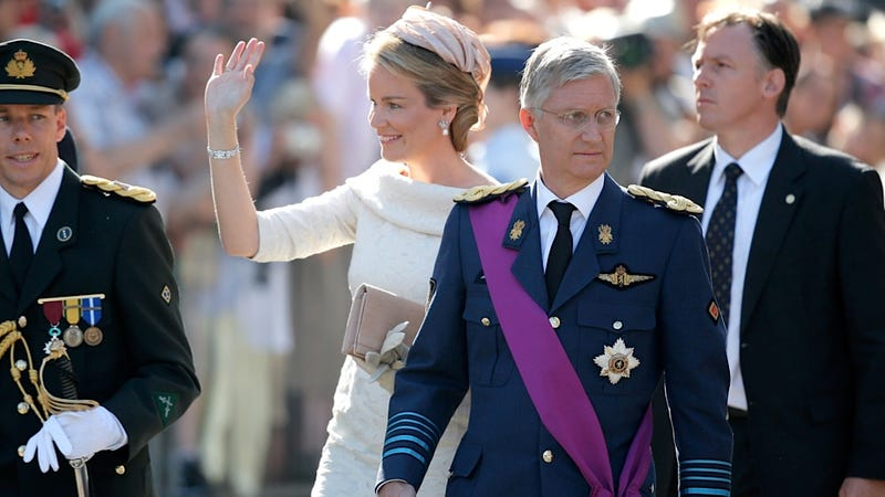 Guess Which of Belgium's New Figurehead Monarchs Is More Fun