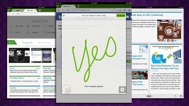 Dolphin Browser for iOS Gets Webzine Improvements, Gestures for iPad