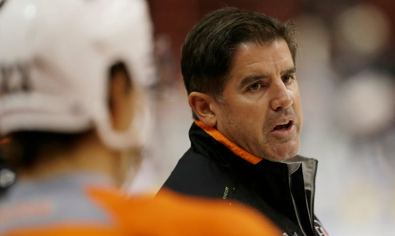 Flyers Fire Peter Laviolette