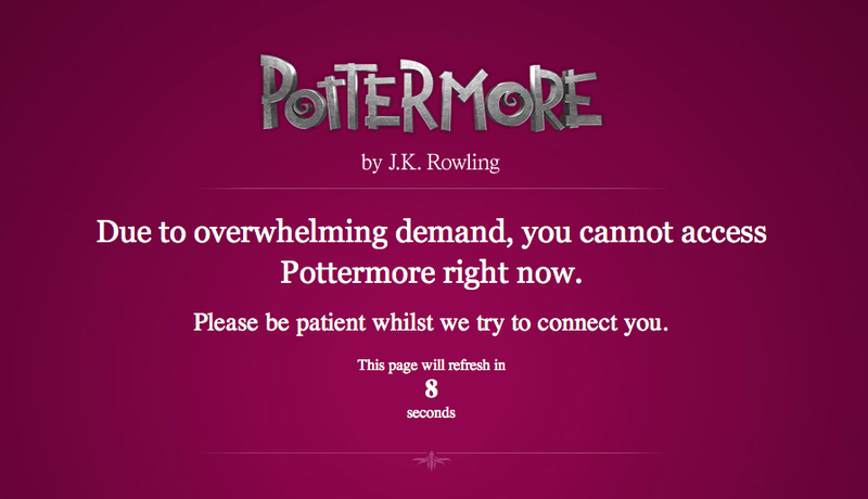 Harry Potter Fans: Don't Fall For the Pottermore Scam
