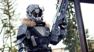 <i>Destiny </i>Cosplay Looks Snuggly Enough For A Russian Wasteland