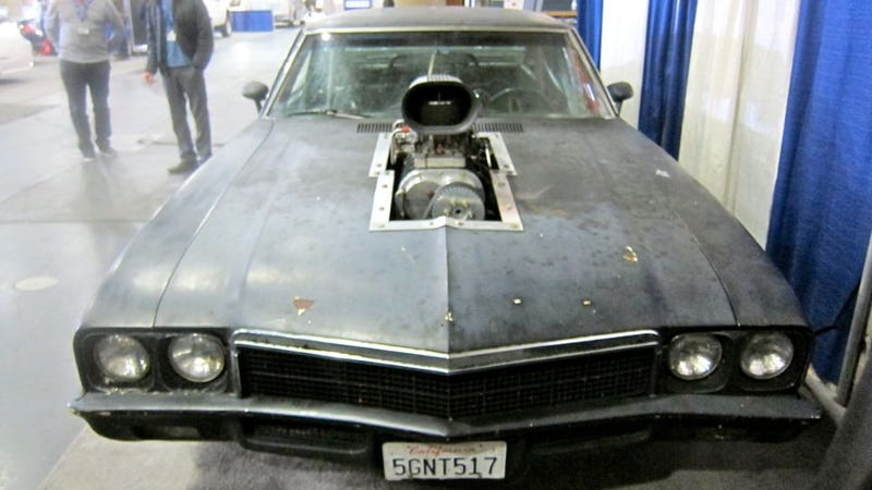 Your flame-throwing, supercharged, apocalypse-ready '72 Buick Skylark