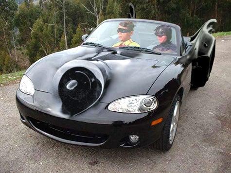 Mazda Miata Photochop Madness