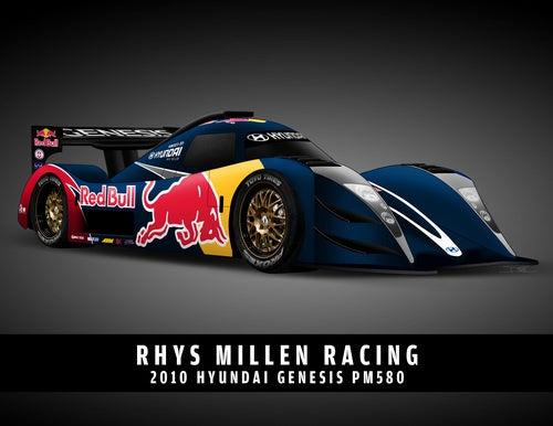 Hyundai Genesis PM580 Pikes Peak Racer