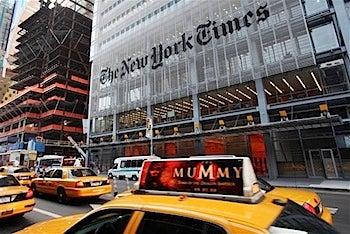 Big Raises for New York Times Web Staff