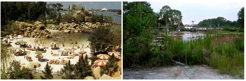 The Trashed Remains of Abandoned Disney Projects