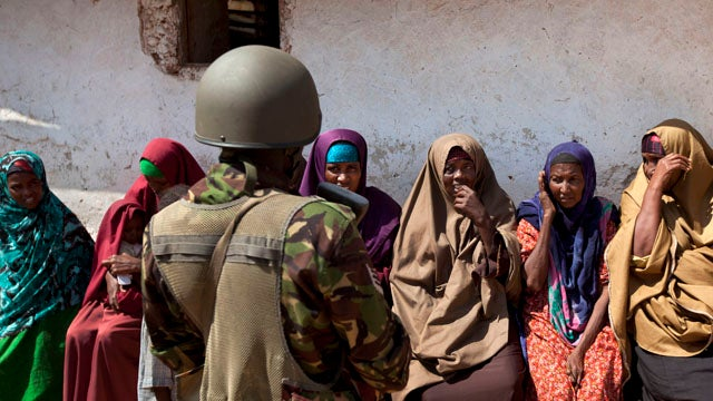 Sexual Violence Against Women Soars In Somalia