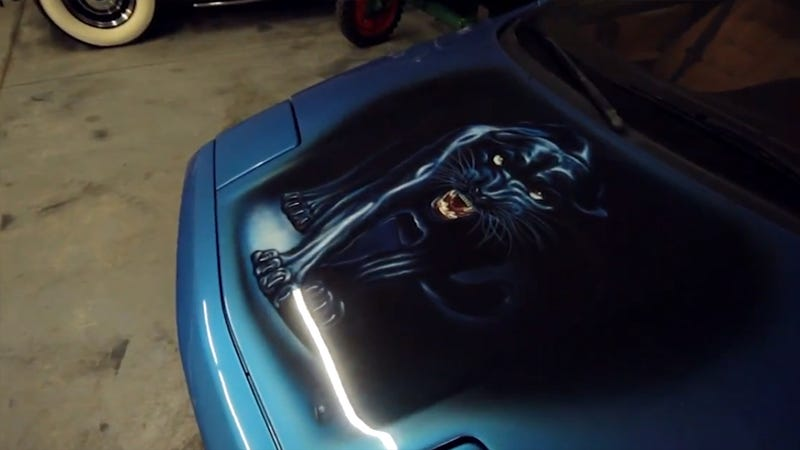 The Search For The Panther Matra Painter Begins