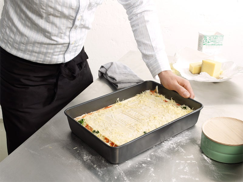 This the First Cookbook That You Can Actually Cook—Into a Yummy Lasagna!