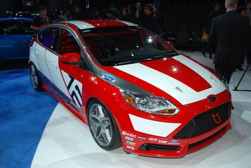 Ford Focus Touring Car Concept: The Anti-NASCAR