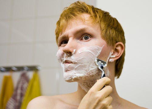 Try Shampoo or Conditioner As Alternatives to Shaving Cream