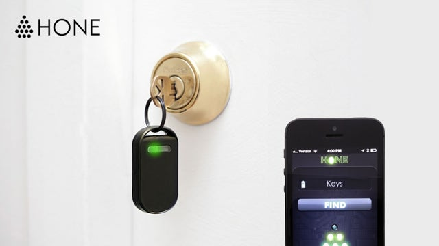 Never Lose Your Keys Again w/ 50% off Hone